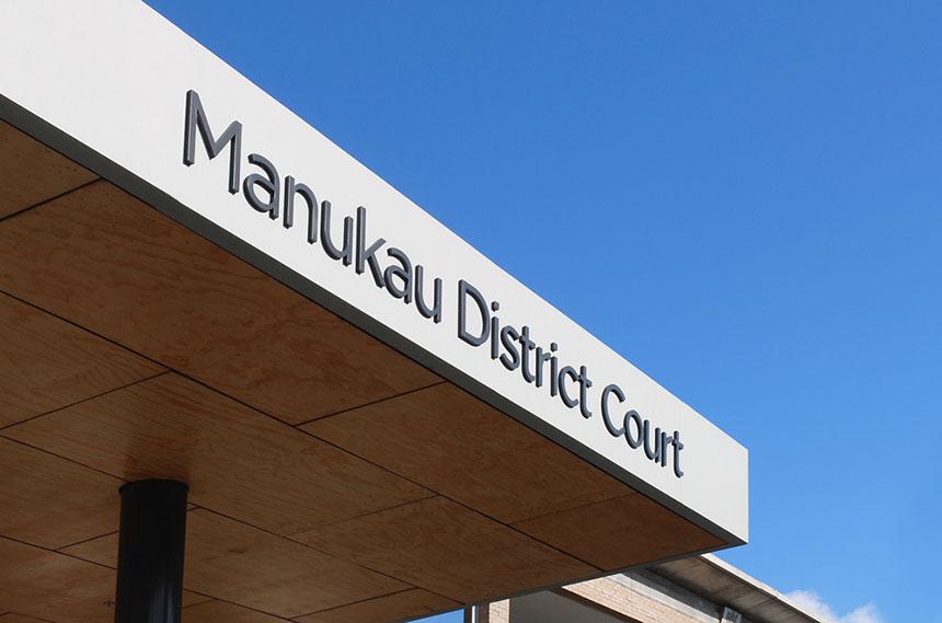 manukau-district-court-exterior-building-signage