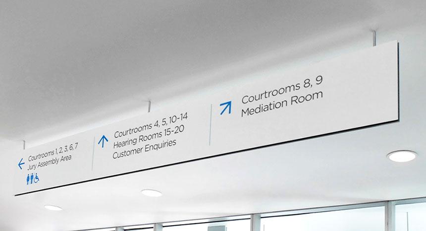manukau-district-court-wayfinding-sign